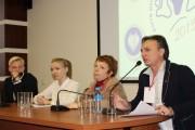 Волонтеры Москвы провели собственный форум