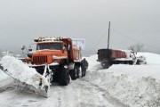 Аэропорт на Камчатке закрыт из-за снежного циклона
