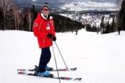 Медведев проведет каникулы на горнолыжном курорте