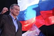 Аксенов предложил крымчанам в Новый год поднять тост за энергетиков