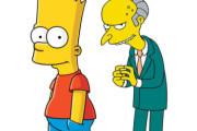 Барт Симпсон и мистер Бернс: противостояние продолжается