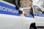 На Ставрополье священник на Toyota протаранил полицейский УАЗ