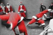 В Екатеринбурге поймали Санта Клауса-грабителя