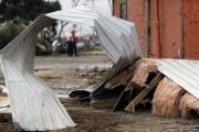 Мощное торнадо зафиксировано вблизи Далласа