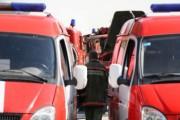 Пожар вспыхнул в квартире в подмосковном Одинцове, есть пострадавшие