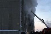 При пожаре в мэрии Дудинки погибли три человека