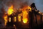 Житель Эвенкии арестован за убийство мужчины и попытку сжечь вдову
