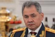 Шойгу передал Минобороны Казахстана историческую копию Знамени Победы