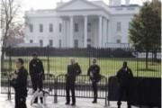 У охранника Обамы украли пистолет и личный значок