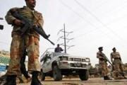 Жертвами теракта на северо-западе Пакистана стали 12 человек