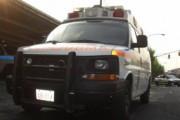 Грузовой поезд протаранил автобус с пассажирами в Мексике