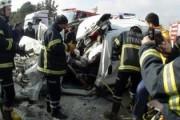 В результате столкновения микроавтобусов в Турции погибли 11 студентов