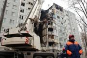 Спасатели ищут тело пятого погибшего при обрушении дома в Волгограде