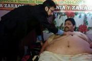 Самый толстый человек планеты скончался в Мексике