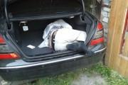 В Санкт-Петербурге неизвестные избили мужчину и увезли в багажнике