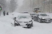 В Ростовской области столкнулись 12 машин