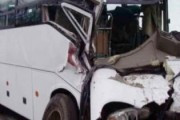 В Турции попал в ДТП автобус из Армении