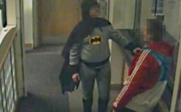 Бэтмен в помощь