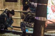 Задержан подозреваемый в подрыве гранаты на остановке в Москве