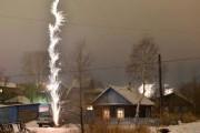 Подросток погиб на пожаре после запуска фейерверков в Подмосковье