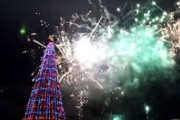 Новогоднее чудо в ЛНР: взрывались только петарды