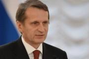 Нарышкин заявил, что пока не получил обращение по реабилитации крымчан