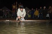 В Москве госпитализировали троих крещенских купальщиков