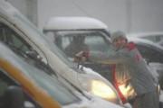 Циклон принес на юг Приморья до трех месячных норм снега