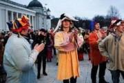 На главной площади Вильнюса отметят православное Рождество