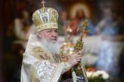 Патриарх Кирилл на Рождество благословил экипаж МКС