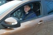 Медведев прокатился на Lada XRAY в ходе визита на АвтоВАЗ