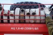 Пожар на турбазе в Свердловской области потушен