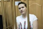 Адвокат: Савченко поставили капельницу