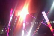 В Хабаровске во время сеанса в кинотеатре загорелась крыша