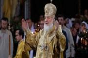 Патриарх Кирилл призвал молиться о прекращении войны на Украине