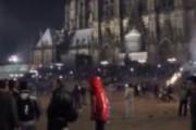 В новогоднюю ночь в Кёльне пострадало 1049 человек