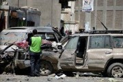 Террорист-смертник подорвался в посольском квартале Кабула