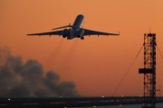 Аэропорт Краснодара приостановил работу из-за погодных условий