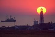 В Крыму за нарушение границы задержали сухогруз с украинским капитаном