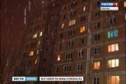 В Рязани из окна жилого дома выпал ребенок