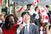 81% канадцев заявили, что они - счастливые люди