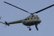 На юге Казахстана потерпел крушение вертолет Ми-2