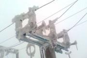 Из-за циклона в Приморье нарушено электроснабжение пяти поселков
