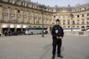 В центре Парижа загорелся отель Ritz