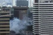 Число раненых в результате серии терактов в Джакарте возросло до 26 человек