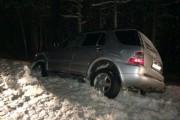 Под Мурманском 10-летний мальчик угнал у матери Mercedes