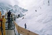 Пятеро альпинистов из Одессы попали под лавину в Приэльбрусье