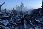 На месте пожара в Ярославской области найден шестой погибший