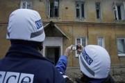 ОБСЕ: после нового года ситуация в АТО накалилась