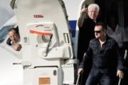 СМИ: дверь самолета, в котором летел Боно, отвалилась во время полета